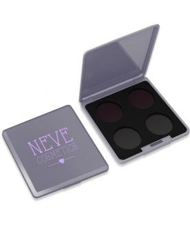 Palette personalizzabile da 4 Grey Glam