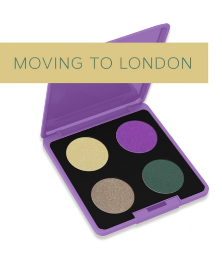 Moving to London Palette