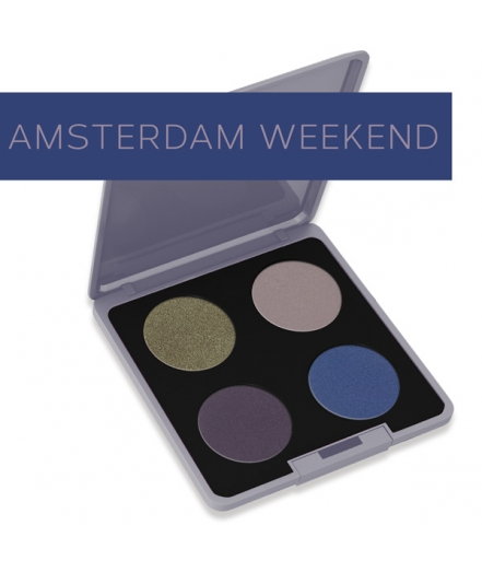 Amsterdam Weekend Palette