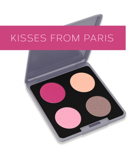 Kisses from Paris Palette