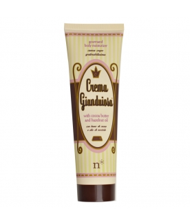 Crema Gianduiosa body moisturizer