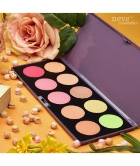Palette Ombretti Armocromia per la stagione: Primavera