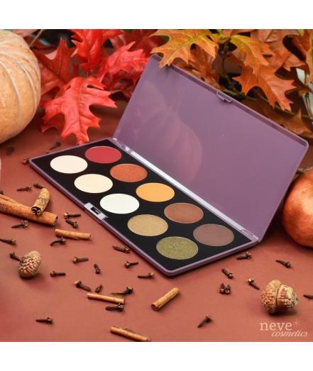 Palette Ombretti Armocromia per la stagione: Autunno