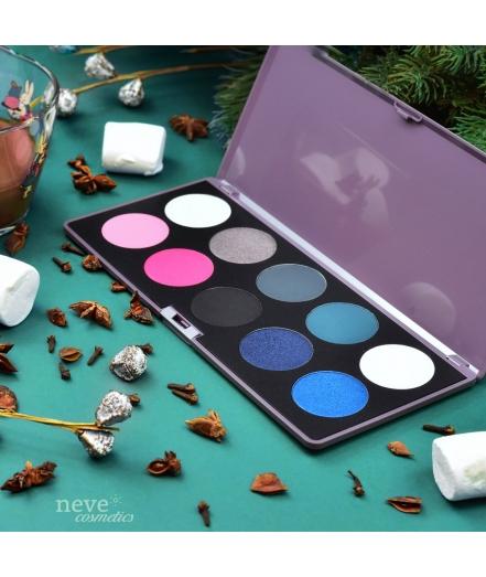 Palette Ombretti Armocromia per la stagione: Inverno