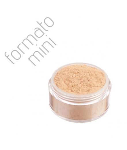 Tan Warm High Coverage mineral foundation FORMATO MINI
