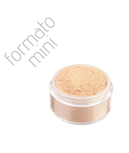 Medium Warm High Coverage mineral foundation FORMATO MINI