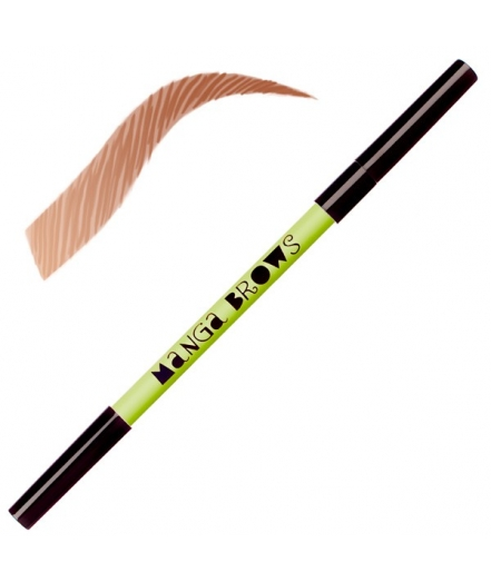 Manga Brows light copper & henna red