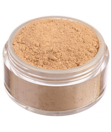 Dark Warm High Coverage mineral foundation