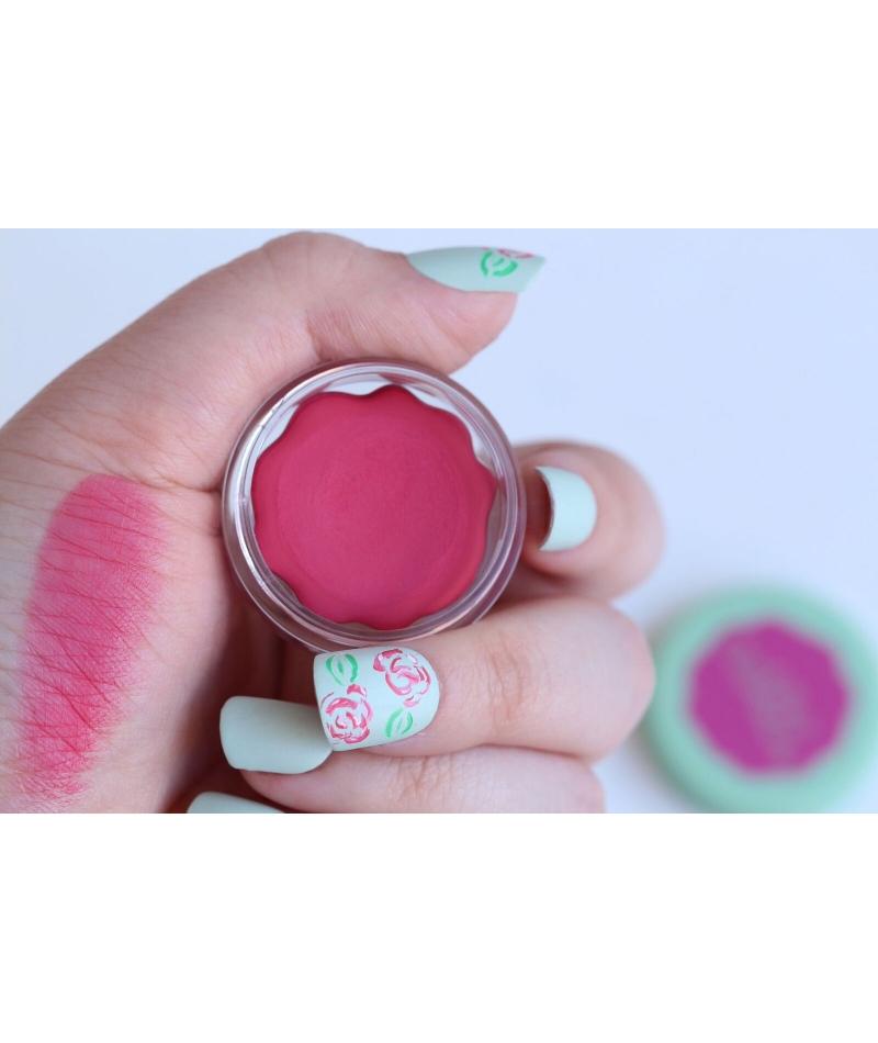 Sunday Rose Blush Garden Neve Cosmetics