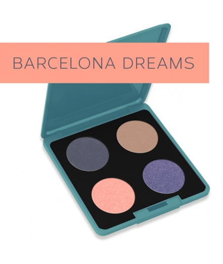 Barcelona Dreams Palette