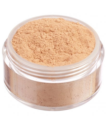 Tan Warm High Coverage mineral foundation