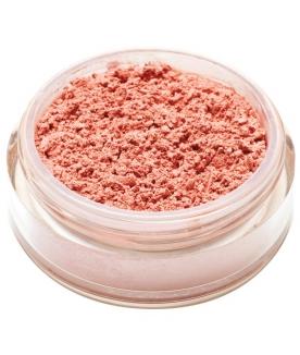 Fard in polvere minerale rosa pesca vellutato
