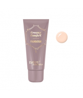 Fondotinta Creamy Comfort Light Rose