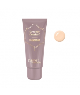 Creamy Comfort Light Neutral foundation
