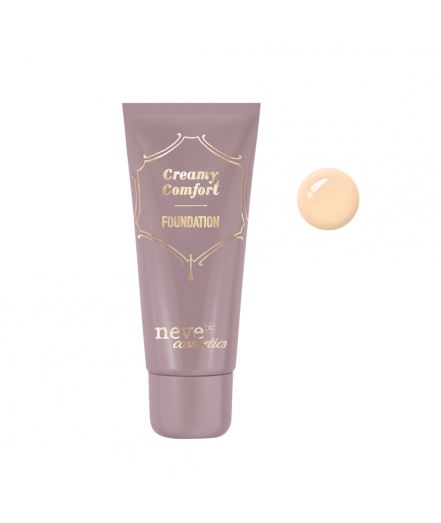 Creamy Comfort Light Warm foundation