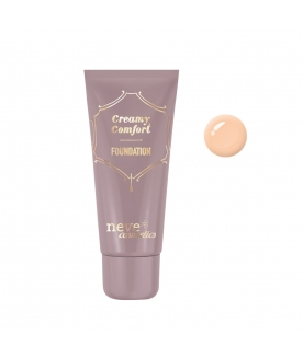 Creamy Comfort Medium Neutral foundation
