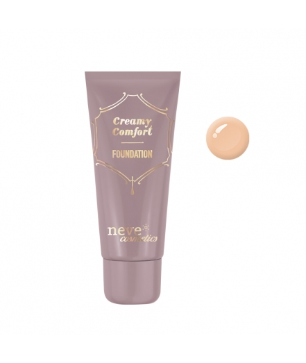 Creamy Comfort Tan Neutral foundation