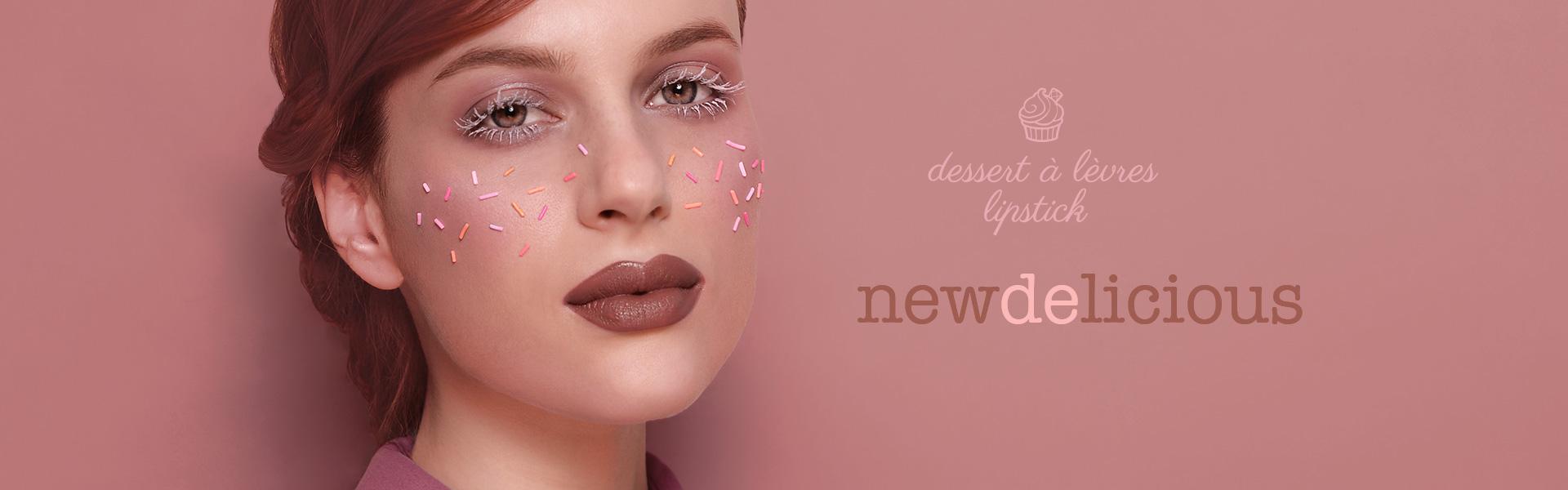 Nuovi rossetti nude Neve Cosmetics