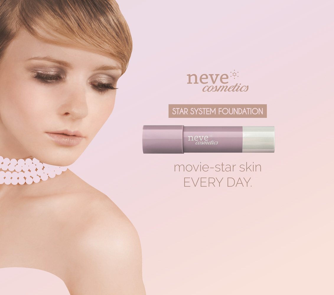Nuovo fondotinta Star System foundation by Neve Cosmetics