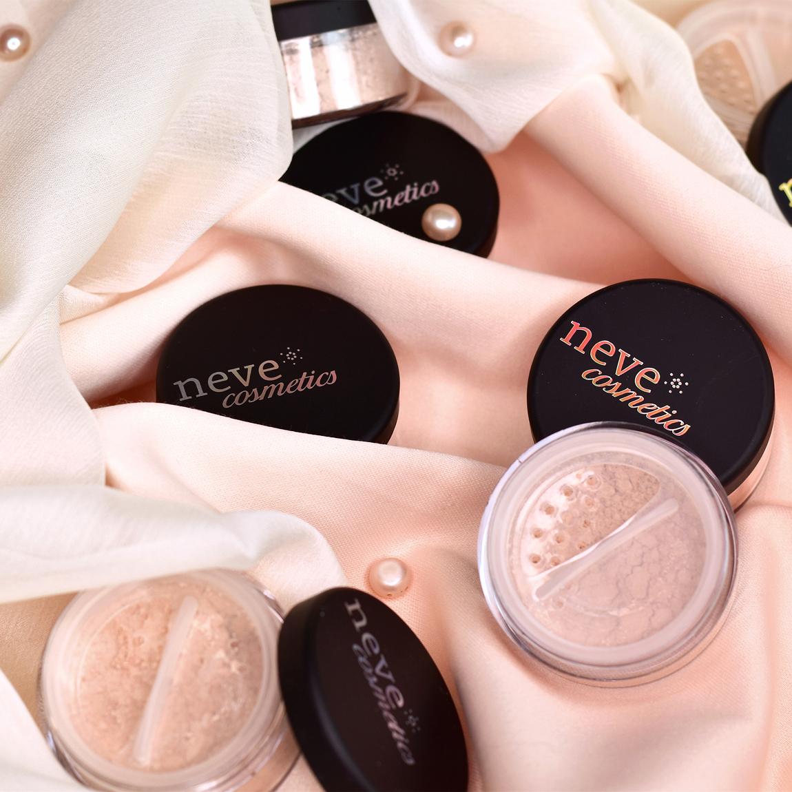 Fondotinta High Coverage minerale in polvere libera:scegli la tua tonalità