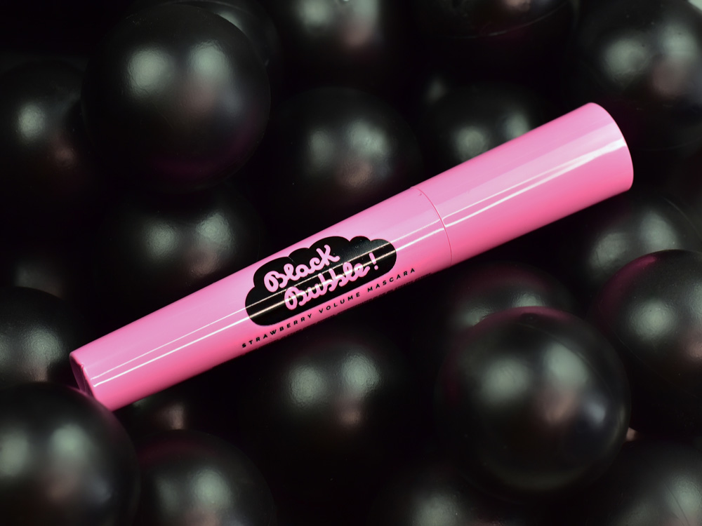 Black Bubble Mascara