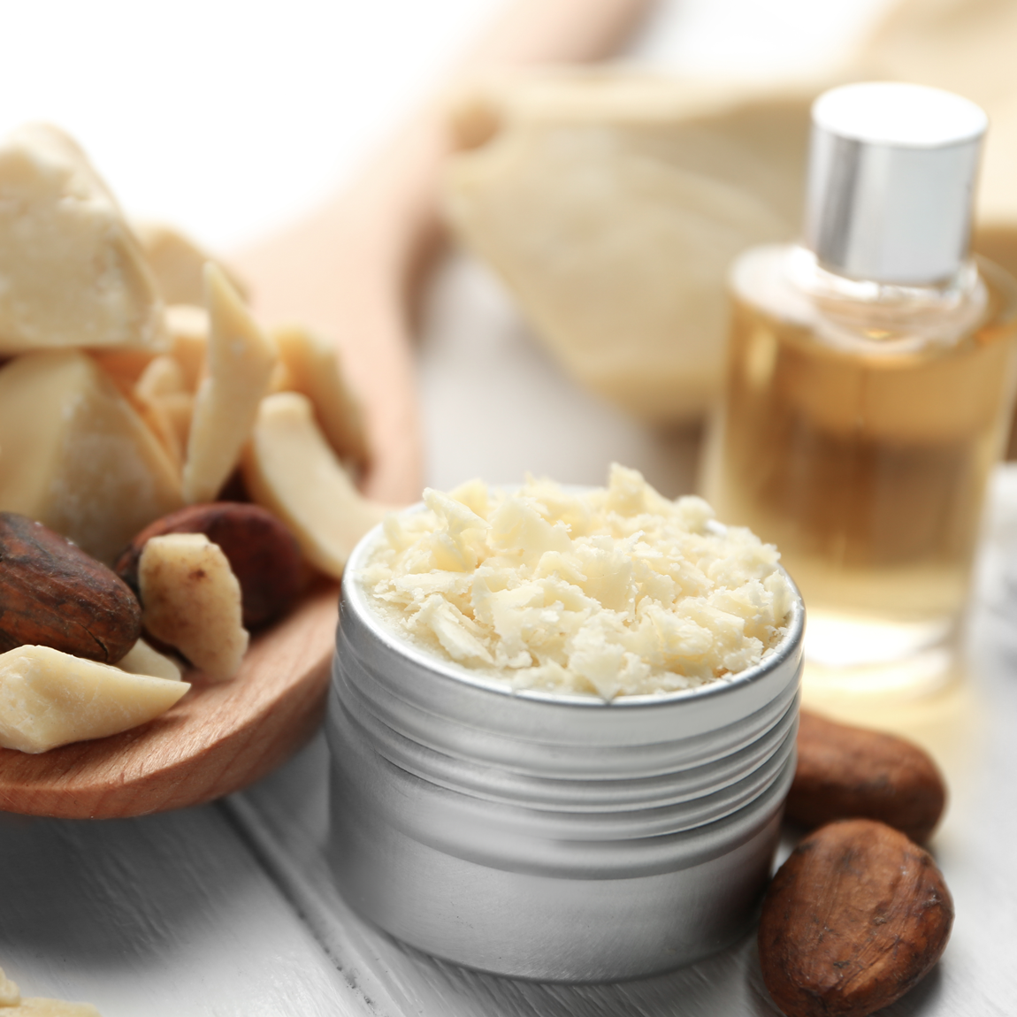 Cocoa butter in cosmetics: how to use