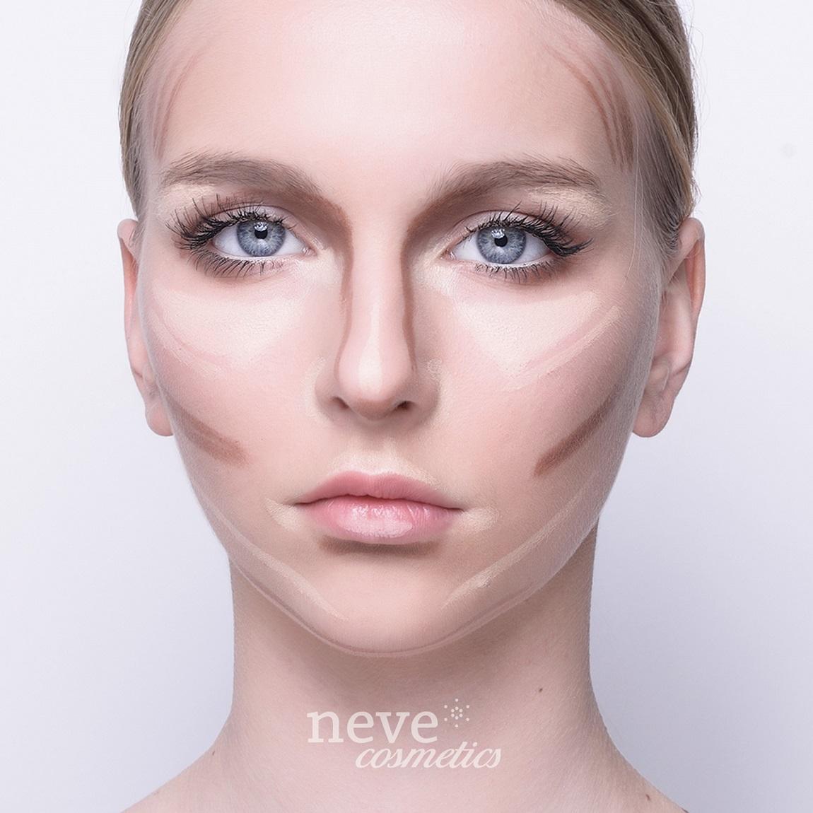 Cos'è il contouring viso e come si realizza? Scopri i suoi segreti