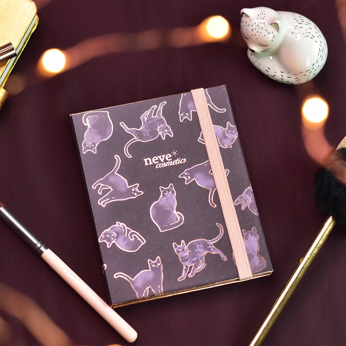 Feline Dreams: la palette di ombretti per chi ama i gatti!