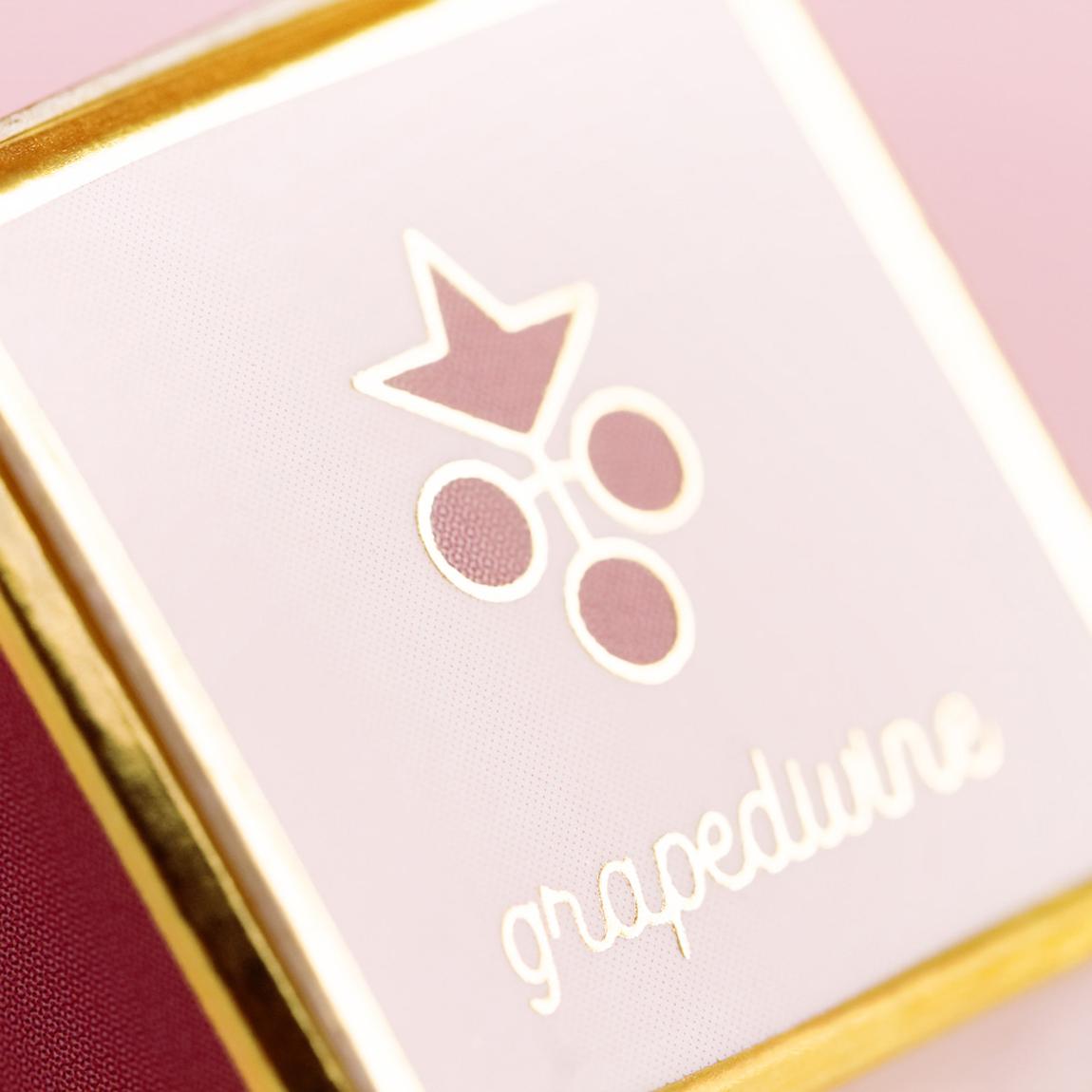 Lippino burro labbra Grapedivine Neve Cosmetics