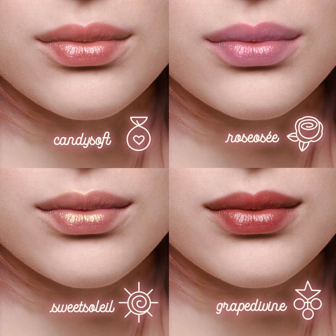 Neve Cosmetics lip balms: one or all four?