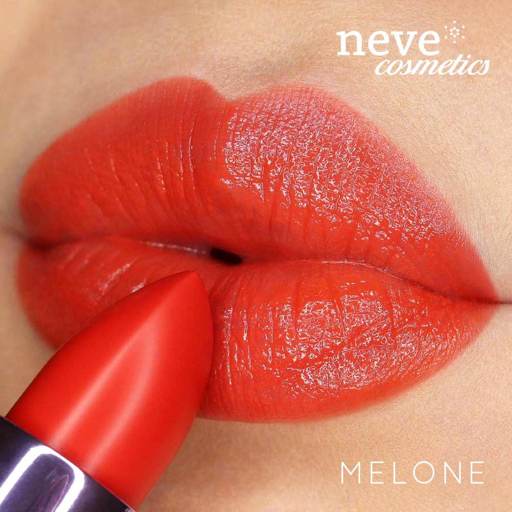 rossetto sorbetto melone neve cosmetics