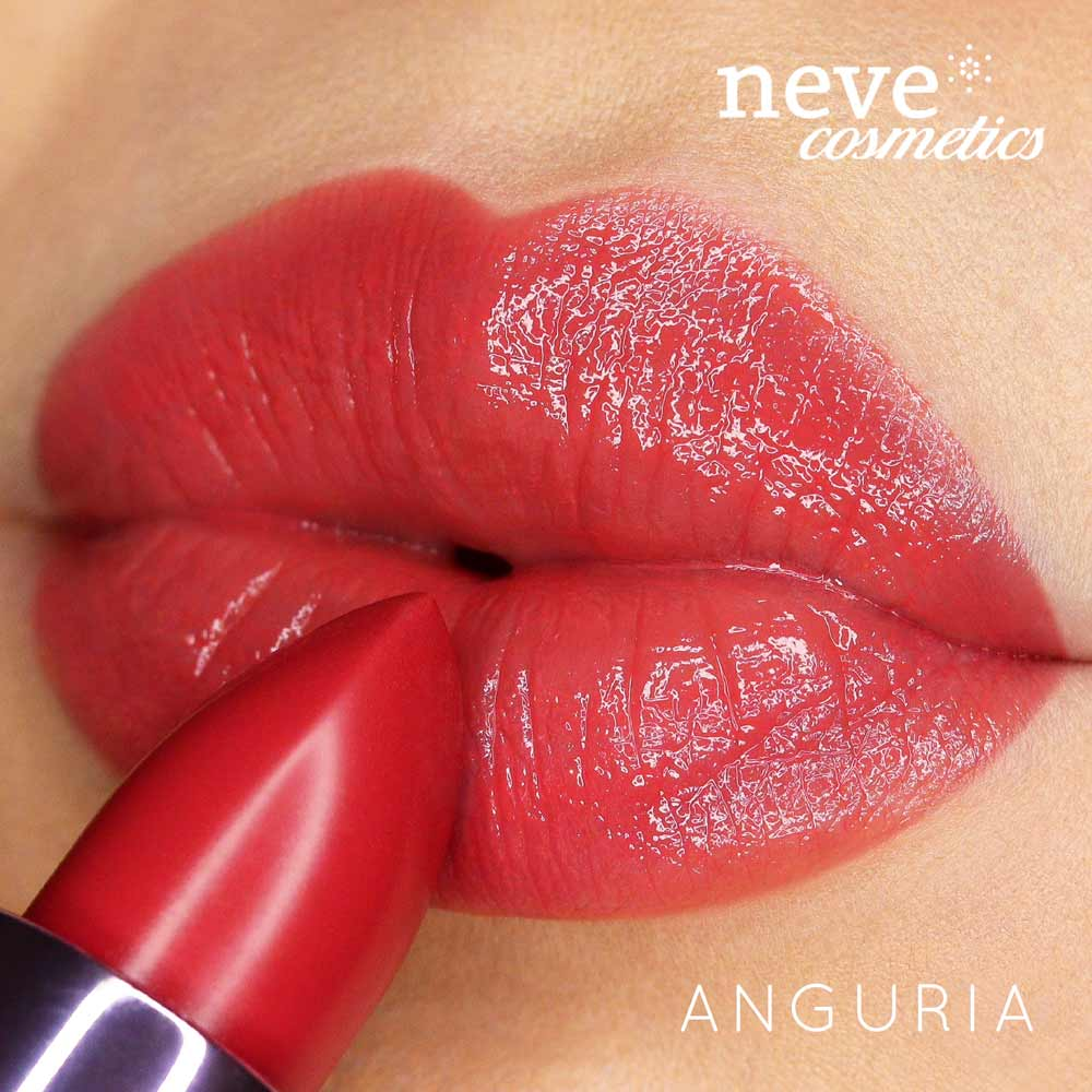 rossetto sorbetto anguria neve cosmetics