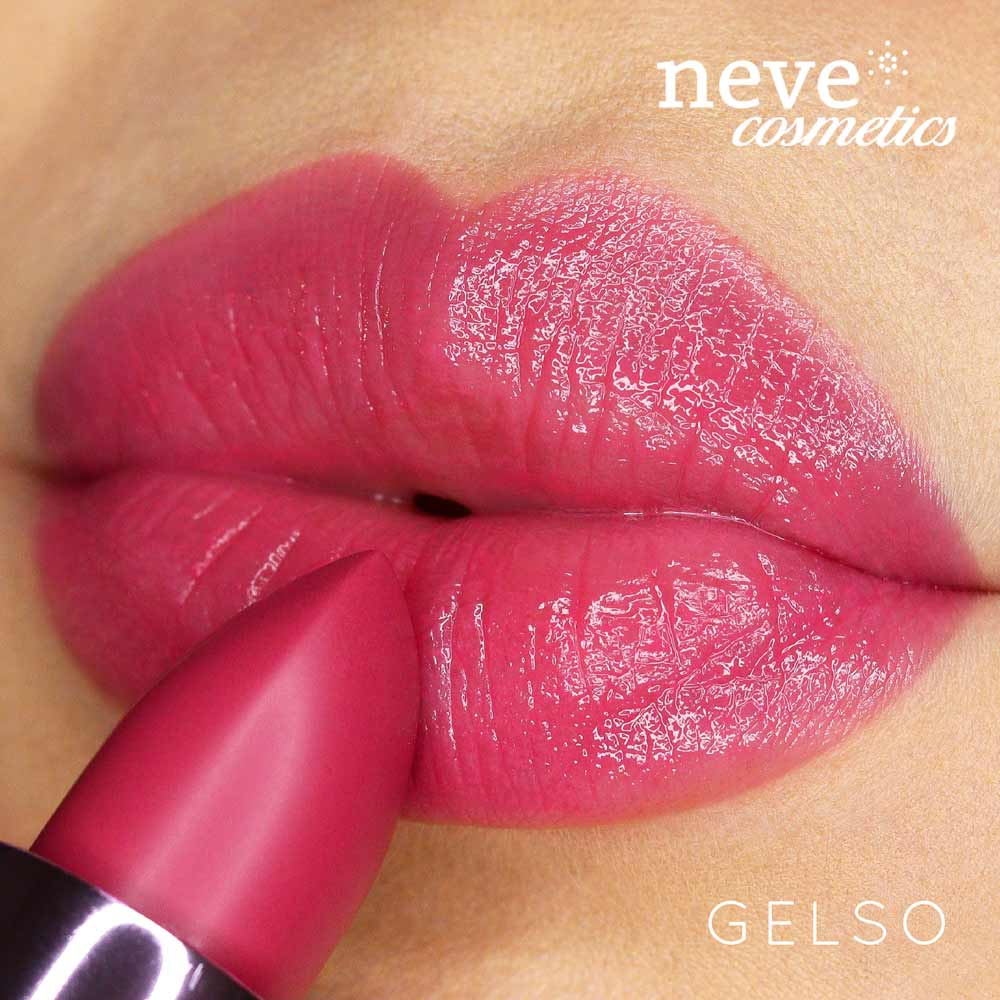 rossetto sorbetto gelso neve cosmetics