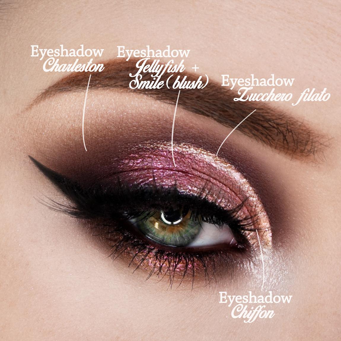 Spring makeup tips: the mauve and peach makeup!