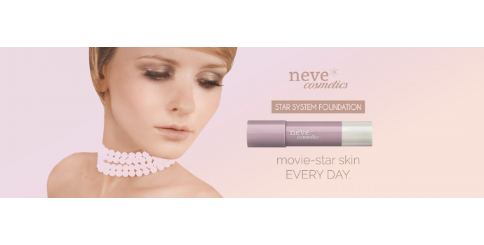 Nevecosmetics Star System Foundation